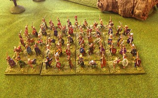 15mm Ancient Britons 2013