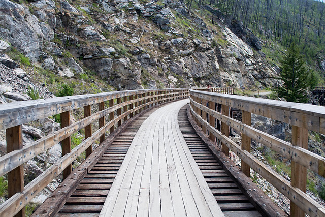 Trestle Bridge @ Myra Canyon | Kelowna, Canada