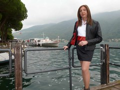 Morcote - Lugano Lake