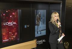 L'Oreal Interactive Kiosk