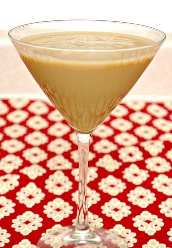Kahlúa Salted Caramel Latté Martini