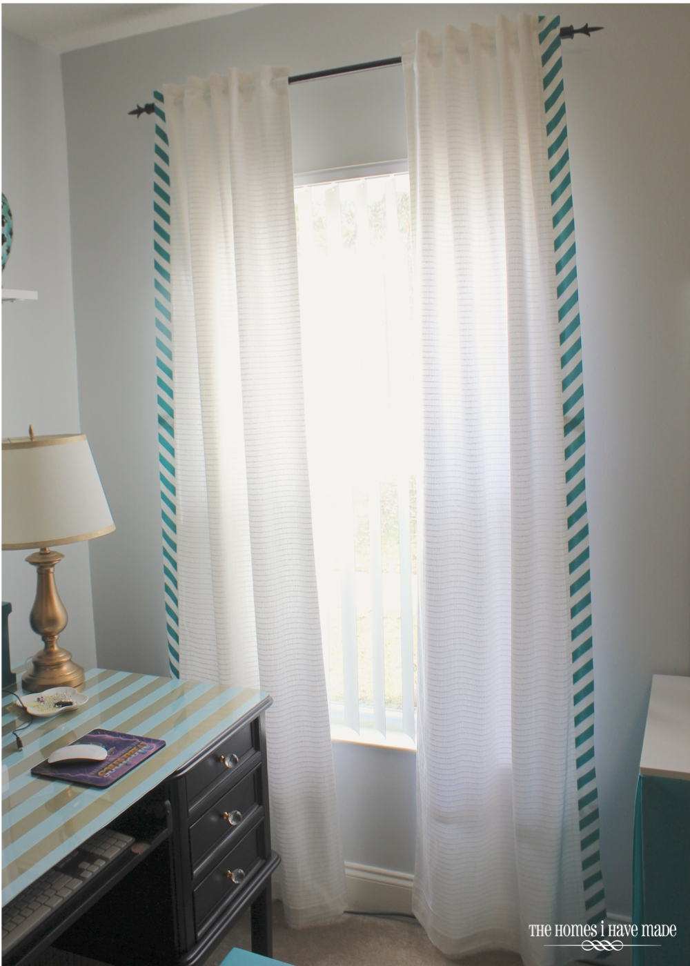 Chevron Edged Curtains-002