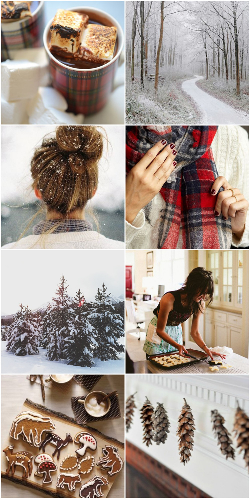 Moodboard 04 | White Snow 3