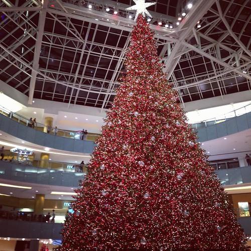 Galleria Dallas Christmas Tree