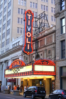 The Tivoli Theater - Chattanooga, TN