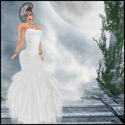Vivi Gown For MAAI by ♥Caprycia♥