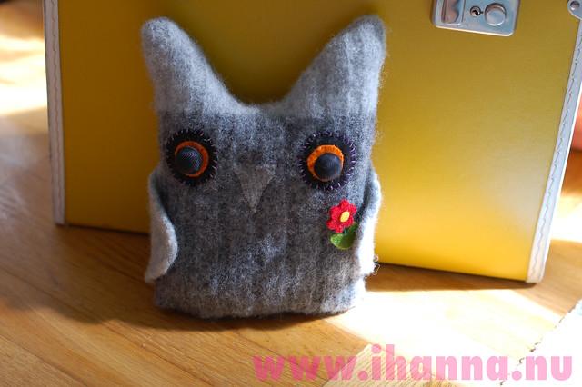 Wool Owl #3