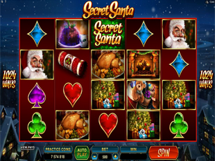 Santa Gifts Slot Machine - Try this Online Game for Free Now