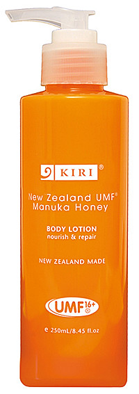 Kiri Manuka Honey body lotion
