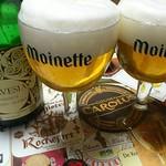 ベルギービール大好き!!セルベシアCervesia