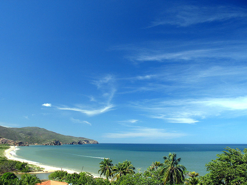 6. Playa de Cumaná. Autor, Guillermo Esteves