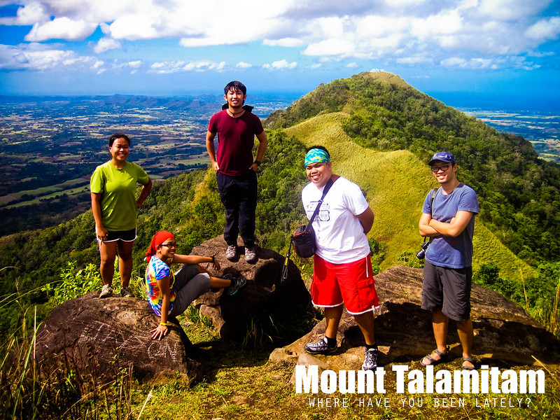 Mount Talamitam
