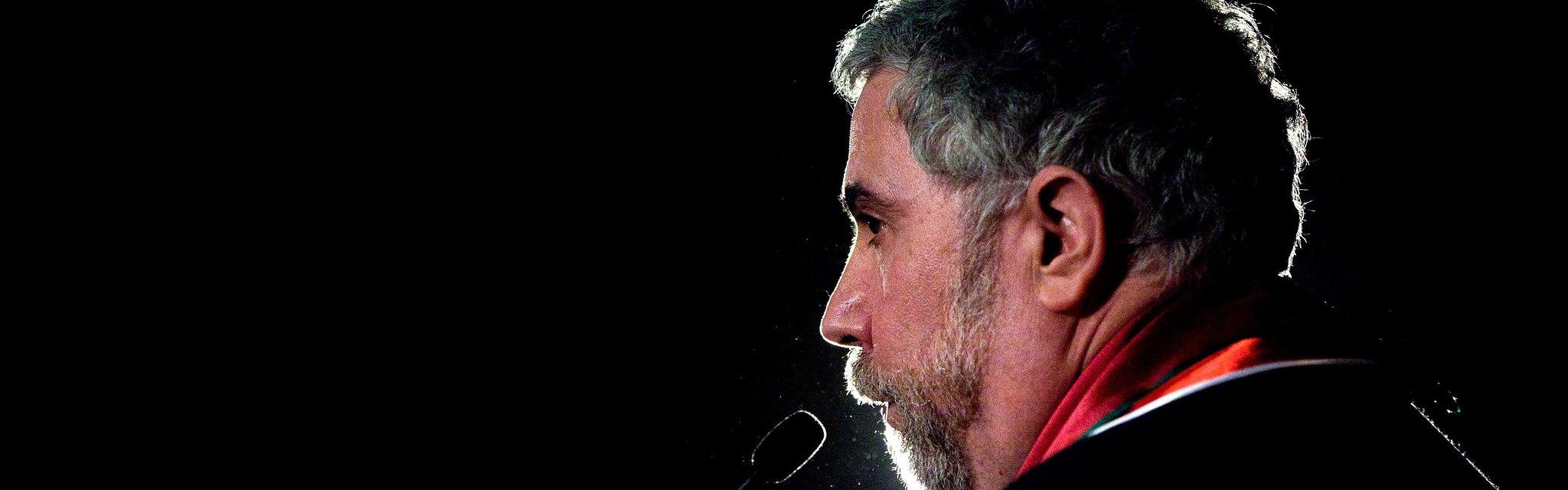 Paul Krugman es malvado