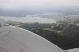 Fly DC3 to Whitianga