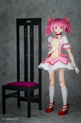 [HAF] Madoka and Ingram High Chair (1)