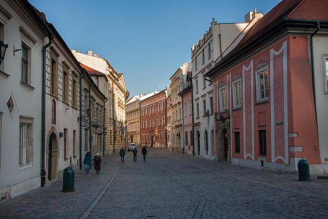 Kazimierz, Krakow
