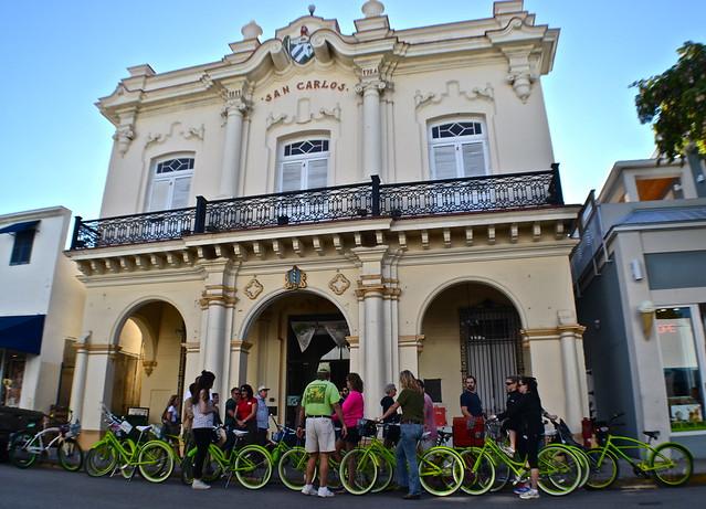 Key West, Florida- Bike Tour - duval street