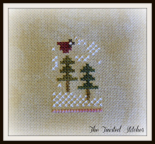 Lizzie Kate A Little Snow Bonus Pattern