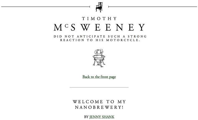 McSweeney-nanobrewery