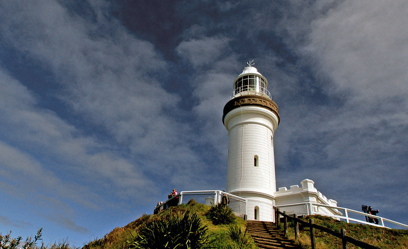 Byron Bay Lighthouse.Australia.