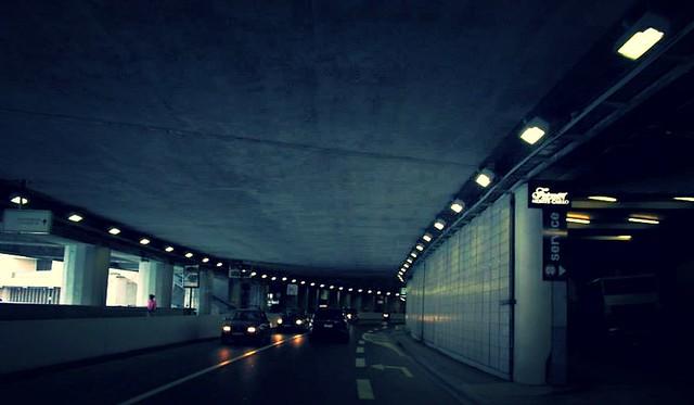 Monaco - Tunel Formula 1