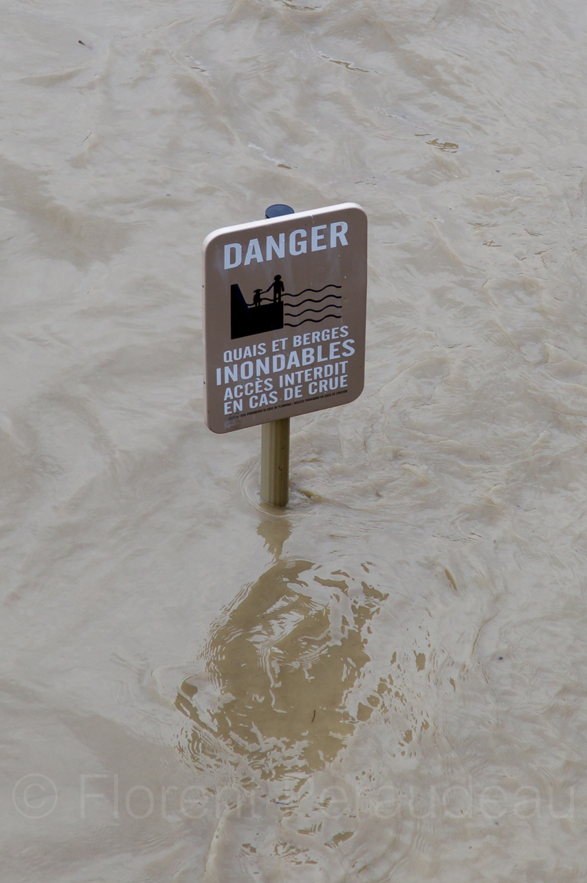 la Garonne en crue, 25 et 26 janvier 2014, Toulouse 12137521426_4565a30595_o