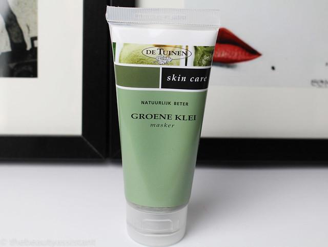 Tuinen Groene Klei Masker
