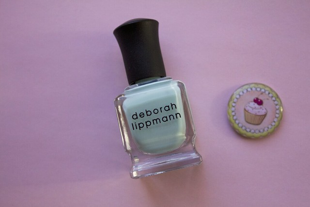 00 Deborah Lippmann Flowers In Her Hair swatches