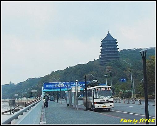 杭州 錢塘江 - 014 (六和塔)