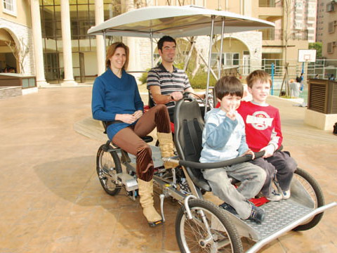 2Rider Quadricycle