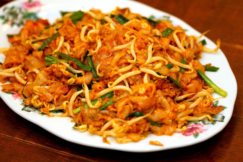 Malaysia Boleh's Char Kuay Teow 勇记槟城炒粿条