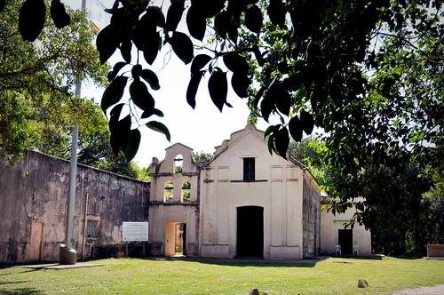 Capilla del Pilar- Sitio histórico y MHN-