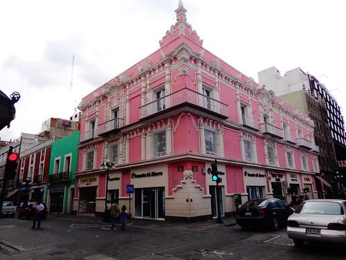 Tarde de domingo en los Fuertes Puebla
