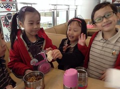 Lunch with Melody in Hong Kong (submitted by Renaissance College Hong Kong) by melodyaroundtheworld