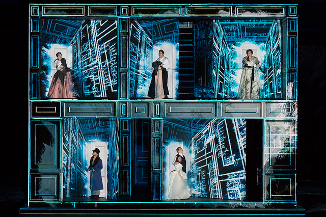 DON GIOVANNI, The Royal Opera 2014