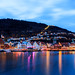 The beautiful city silhouette of Bergen, Norway [Explored - thank you all!!] by Maria_Globetrotter