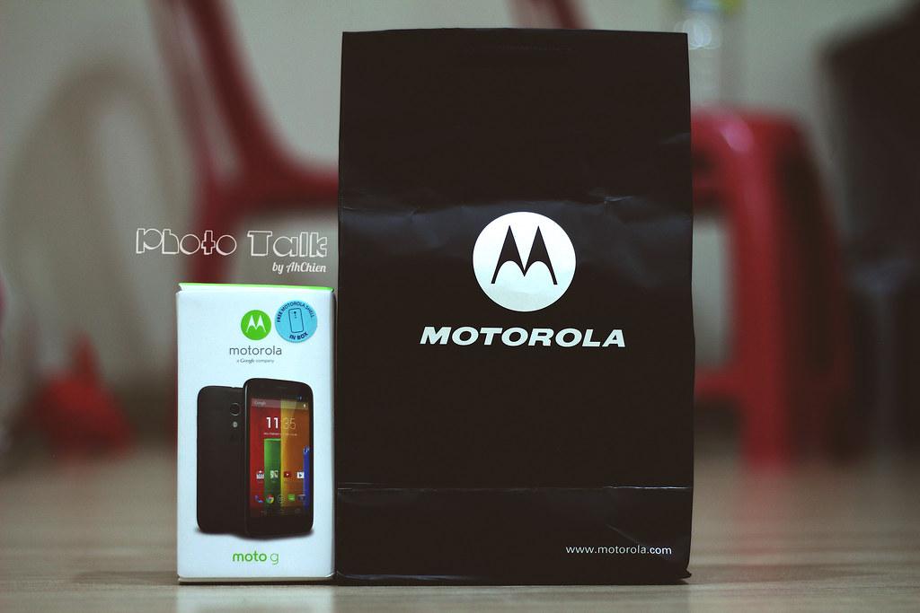 MotoG package