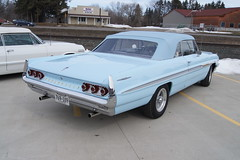 61 Pontiac Bonneville
