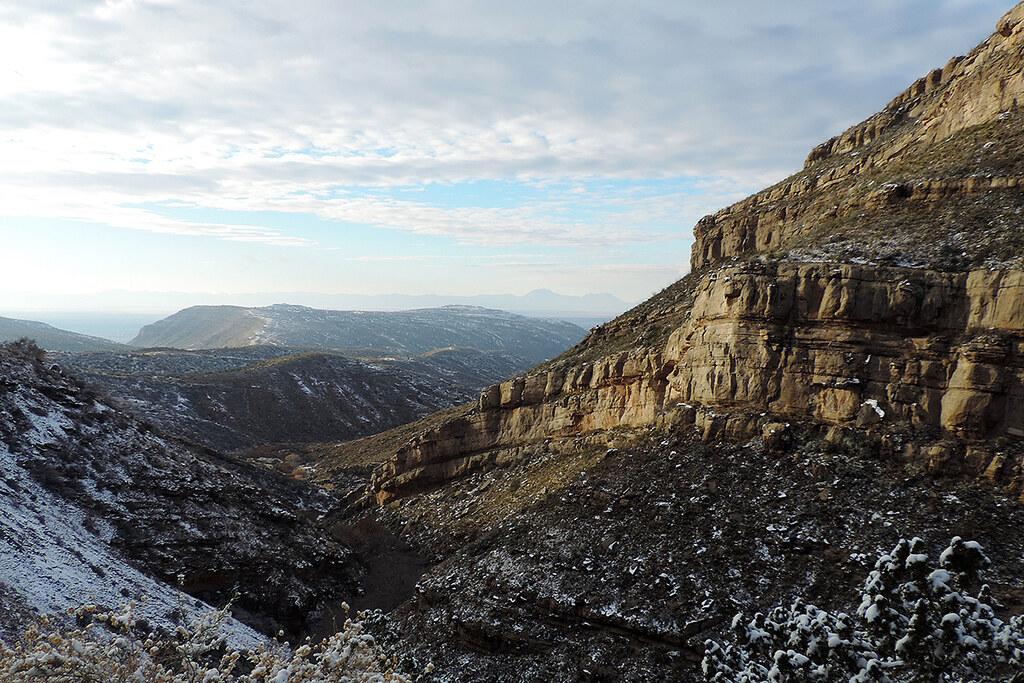 Karr Canyon New Mexico Around Guides