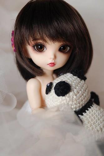 miuna and panda