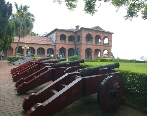 VTW14-Taipei-Tansui-Fort Domingo (8)
