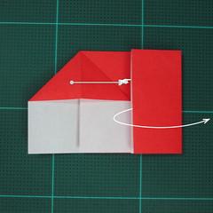 วิธีการพับกระดาษเป็นรูปเปียโน (Origami Piano) 007