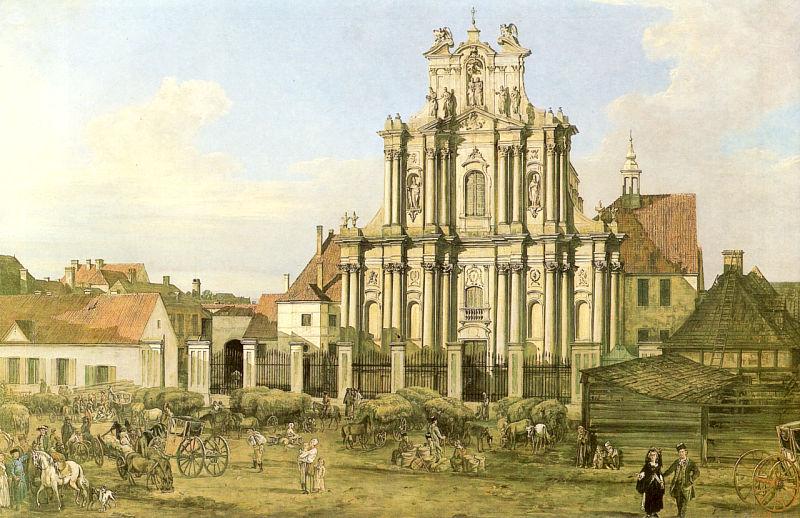 十八世纪华沙风景画14