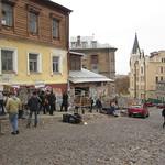 Ukraine - Kiev - Église Sant-André
