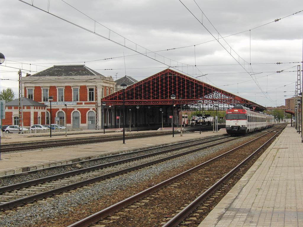 Estação de Medina del Campo