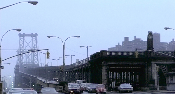 0019 - Williamsburg Bridge - From Suffolk