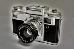 Vintage Cameras, Receivers, & Gadgets