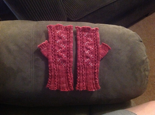 Moms Ruby Slipper Mitts