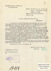 II/13. A zsidókat is tagjaik közé felvett nagykállói kaszinó elleni panasz