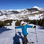 Abbie at Crested Butte